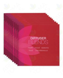 """""""Diffuser Blend"""" Booklets (Pack of 10)"""
