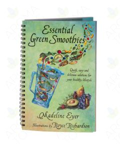 Essential Green Smoothies, by Madeline Eyer