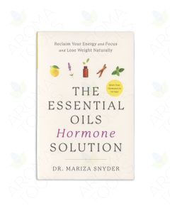 The Essential Oils Hormone Solution, by Mariza Snyder, DO