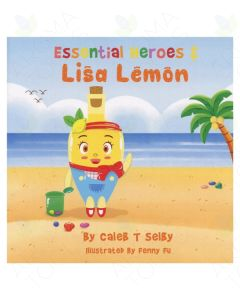 Essential Heroes and Lisa Lemon, by Caleb T. Selby