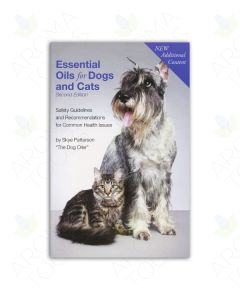 Essential Oils for Dogs and Cats, by Skye Patterson, 2nd Edition