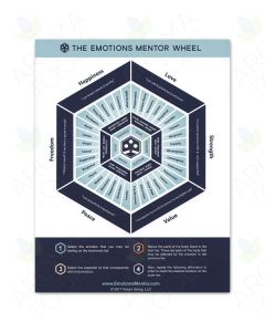 The Emotions Mentor Wheel
