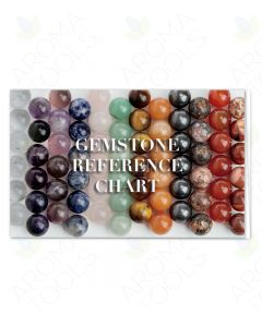 "Mini ""Gemstone Reference"" Chart"