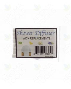 Replacement Wicks for Shower Diffuser (Pack of 8)
