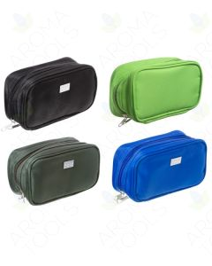 4 Assorted Aroma Ready Travel Cases (Each Holds 10 Vials)
