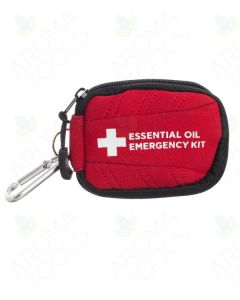 Essential Oils Emergency Kit Case (Holds 16 Sample Vials)