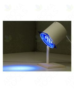 LED Color Lamp with Bulbs and 5 Color Filters