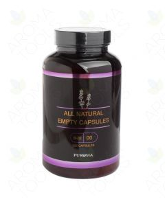 Large, Size-00, Empty Vegetarian Capsules (225 Count)