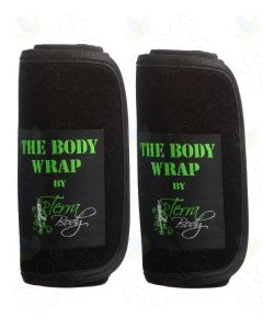 Small Body Wraps (Pack of 2, Wrap Only, No Juices)