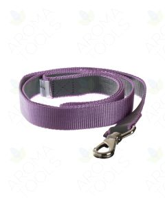 Reflective Lavender Dog Leash