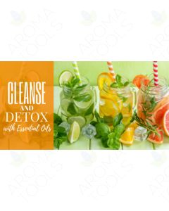 """Cleanse and Detox with Essential Oils"" Essential Oil Academy Digital Online Class"