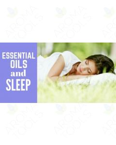 """Essential Oils and Sleep"" Essential Oil Academy Digital Online Class"