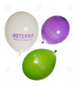 Assorted doTERRA Branded Balloons (Pack of 12)