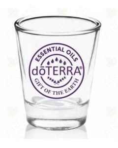 doTERRA Branded Oil Shot Glass