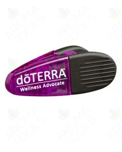 doTERRA Branded Purple Magnetic Clip