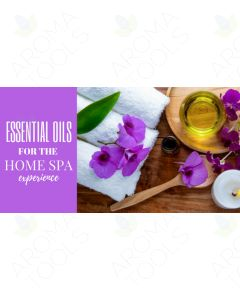 """Essential Oils for the Home Spa Experience"" Essential Oil Academy Digital Online Class"